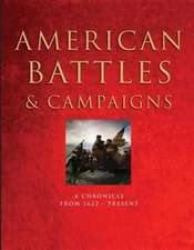 American Battles and Campaigns