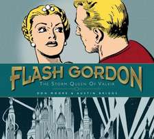 Flash Gordon, Volume 4:  The Storm Queen of Valkir