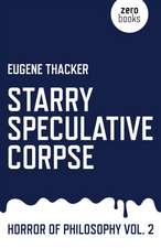 Starry Speculative Corpse – Horror of Philosophy vol. 2