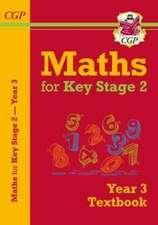 New KS2 Maths Textbook - Year 3