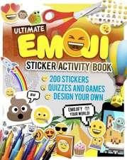 Ultimate Emoji Sticker Activity Book, The