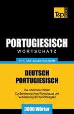 Portugiesischer Wortschatz Fur Das Selbststudium - 3000 Worter:  Special Edition - Japanese