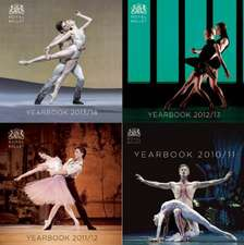 Royal Ballet Yearbook:  A Christmas Carol, Oliver Twist & Great Expectations