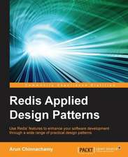 Redis Applied Design Patterns