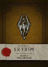 The Elder Scrolls V:  The Arcane