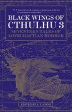 Black Wings of Cthulhu (Volume Three):  A Joel Sorrell Thriller 3