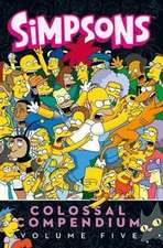 Simpsons Comics - Colossal Compendium 5