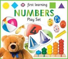 Priddy, R: First Learning Numbers Play Set