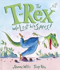 T-Rex Who Lost His Specs!