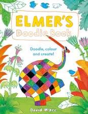 Elmer's Doodle Book
