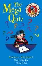 Mega Quiz (No. 1 Boy Detective)