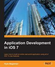 Application Development in IOS 7:  Innovating for the Greater Good