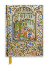 Illuminated Manuscript Marriage Feast at Cana (Foiled Journal)