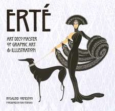 Erté: Art Deco Master of Graphic Art & Illustration