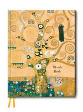 Gustav Klimt: Tree of Life (Blank Sketch Book)