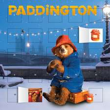 Paddington movie advent calendar (with stickers)