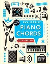 Piano Chords (Pick Up & Play): Pick Up & Play