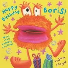 Happy Birthday, Boris!