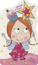 Camilla the Cupcake Fairy Scratch & Sniff!
