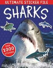 Ultimate Sticker File Sharks