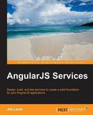 Angularjs Services:  Develop, Communicate, and Collaborate with R