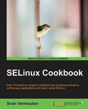 Selinux Cookbook