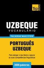 Vocabulario Portugues-Uzbeque - 3000 Palavras Mais Uteis:  Geospatial Analysis with Python