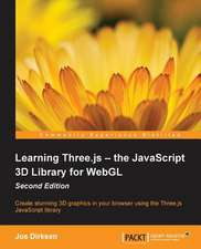 Learning Three.Js - The JavaScript 3D Library for Webgl Second Edition