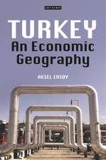 Turkey: An Economic Geography