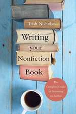 Writing Your Nonfiction Book