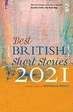 BEST BRITISH SHORT STORIES 2021