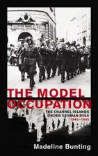 The Model Occupation