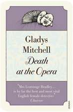 Mitchell, G: Death at the Opera
