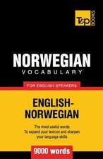 Norwegian Vocabulary for English Speakers - 9000 Words:  Proceedings of the 43rd Annual Conference on Computer Applications and Quantitative Methods in Archaeology