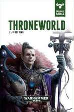 Throneworld: The Beast Arises Book 5