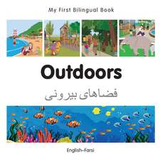 My First Bilingual Book-Outdoors (English-Farsi):  The Year of the Rabbit
