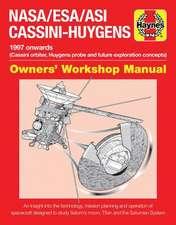 NASA/ESA/Asi Cassini-Huygens