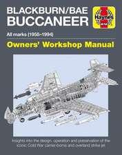 Blackburn Buccaneer Manual