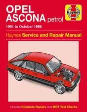 Opel Astra Petrol (Oct 91 - Feb 98) Haynes Repair Manual