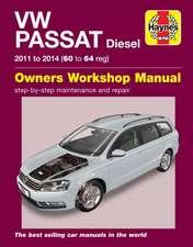 Volkswagen Passat Diesel (11-14) 60 to 64 Haynes Repair Manual