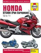 Honda ST1300 Pan European (02 - 11) Haynes Repair Manual