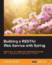 Building a Restful Web Service with Spring:  Stories for Compassionate Nursing Care