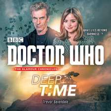 Doctor Who:  A 12th Doctor Novel