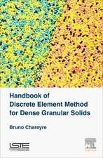 The Discrete Element Method for Granular Solids