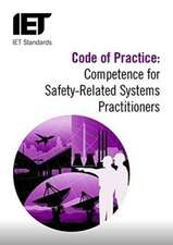 Code of Practice -- Competence for Safety-Related Systems Practitioners