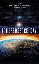 Independence Day:  The Official Movie Novelization