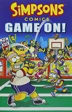Simpsons Comics - Game On!