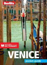 Berlitz Pocket Guide Venice (Travel Guide with Dictionary)