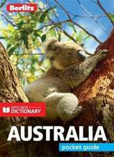 Berlitz Pocket Guide Australia (Travel Guide with Free Dictionary)