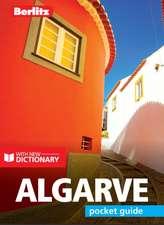 Berlitz Pocket Guide Algarve (Travel Guide with Dictionary)